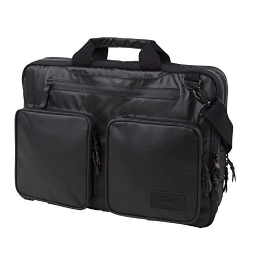 Hex Expandable Briefcase (Nero Black Ripstop)