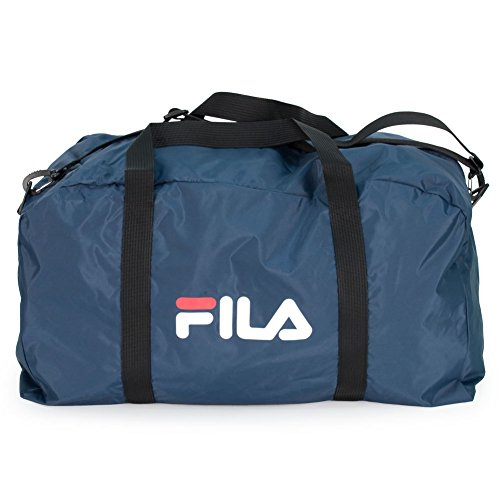 Fila Sport Trainer Duffle Bag,Blue,One Size