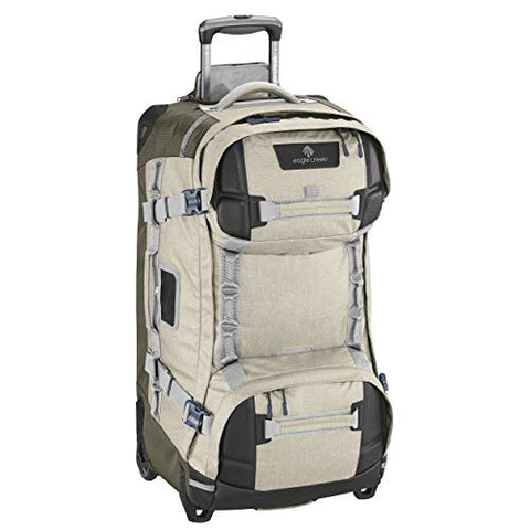 Eagle Creek 30 ORV Trunk 2-Wheel Rolling Duffel Bag, Natural Stone, Inch