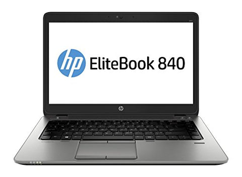 Hp Elitebook 840 G2 Notebook Pc - Intel Core I5-4300U 1.9Ghz 8Gb 128Gb Ssd Webcam Windows 10