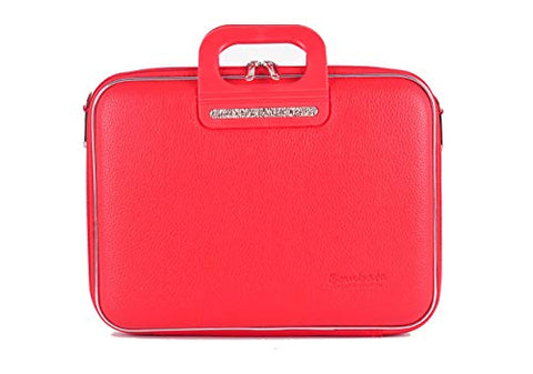 Bombata Overnight Bag Brera for 13 Inches - Red