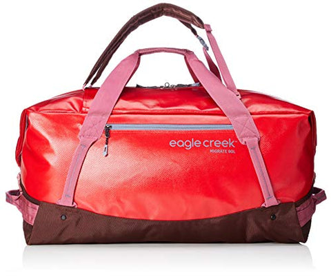 Eagle Creek Unisex Migrate Duffel 90L Coral Sunset One Size