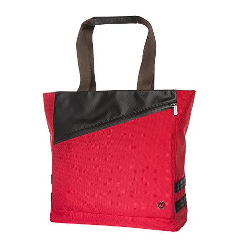 Token Bags Grand Army Tote Bag, Red, One Size