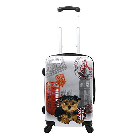 "CHARIOT CHD-23 Uk 20"" Luggage Carry On"