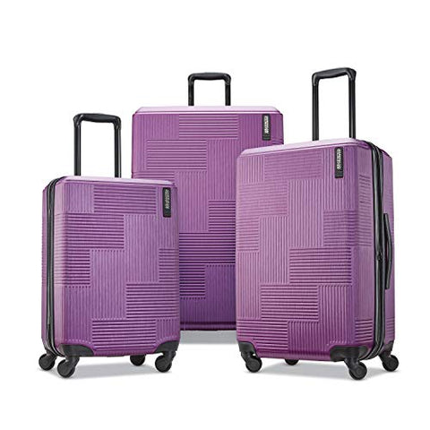 American Tourister 3-Piece Set, Power Plum