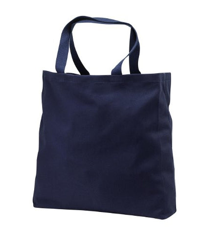 Port & Company Luggage-And-Bags Convention Tote Osfa Navy