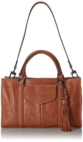 Aimee Kestenberg Heston Satchel, Chestnut