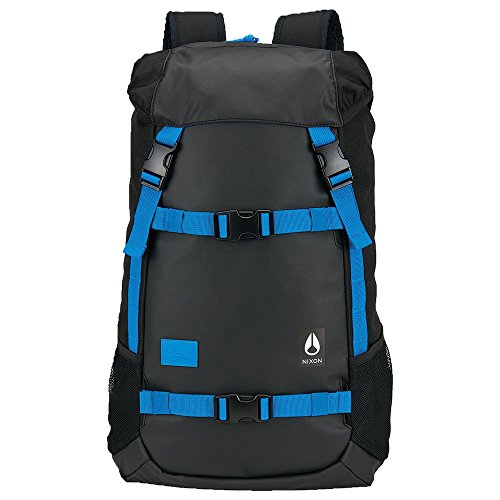 New Nixon Men's Landlock Backpack Polyester Black