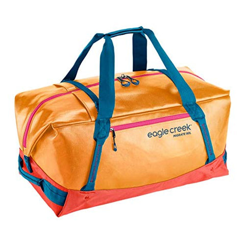 Eagle Creek Migrate Duffel Bag 60L Sahara Yellow