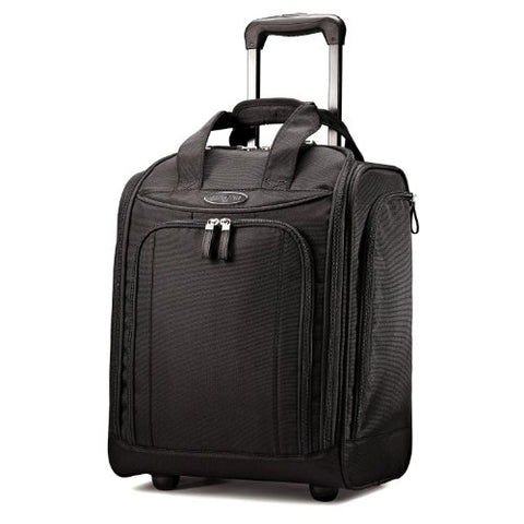 Samsonite Wheeled Underseater Large, Black, One Size