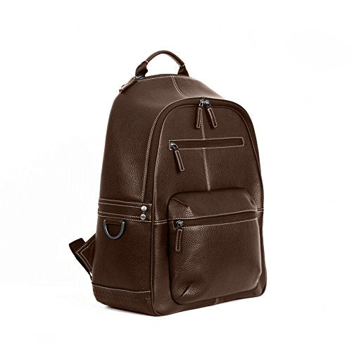 Boconi Tyler Tumbled Campus Pack (Coffee with Khaki)
