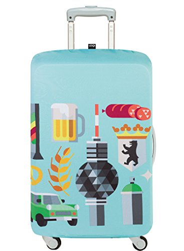 Loqi Hey Studio Berlin Luggage Cover