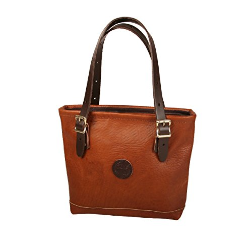 Duluth Pack Lakewalk Bison Tote (Bison/Brown Leather Trim)