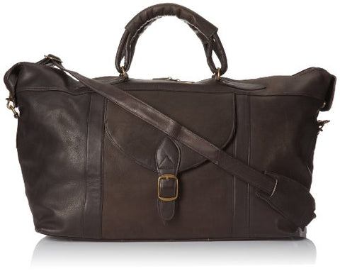 David King & Co. Top Zip Travel Bag, Cafe, One Size