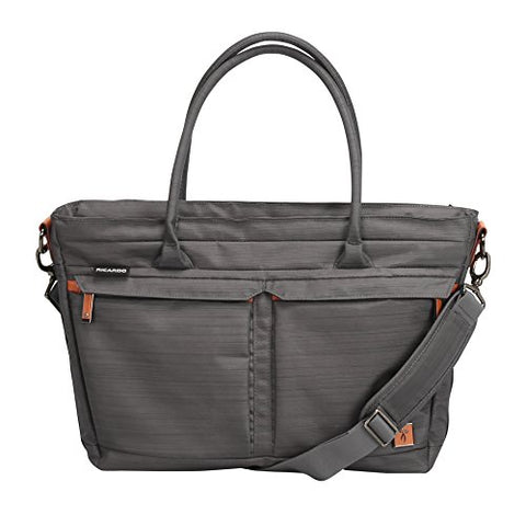 Ricardo Beverly Hills San Marcos 18-Inch Shopper Tote, Gray