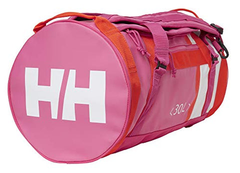Helly Hansen Hh Duffel Bag 2 Travel Duffle, 60 Cm, 30 Liters, Grey (Ebony)