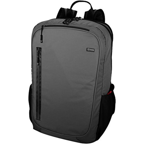 Elleven Lunar Lightweight 15.6in Laptop Backpack (10.5 x 4.5 x 17 inches) (Gray)