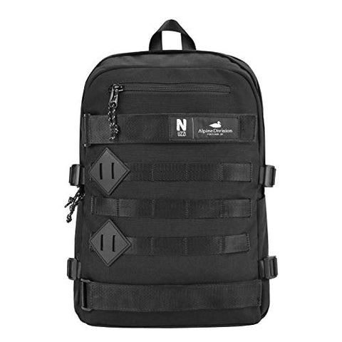 Alpine Division Nuzzi Skate Backpack - Black