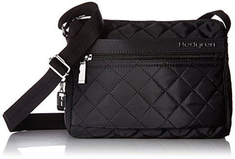 Hedgren Carina Shoulder Bag, Women'S, One Size (Black)