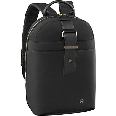 "Wenger Luggage Alexa 16"" Women'S Laptop Backpack, Black, One Size"