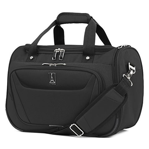 Travelpro Maxlite 5 Carry-On Under Seat Bag Travel Tote, Black, One Size