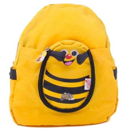 Cuties & Pals Cuties And Pals Cazbi Bee Kids Foldable Backpack