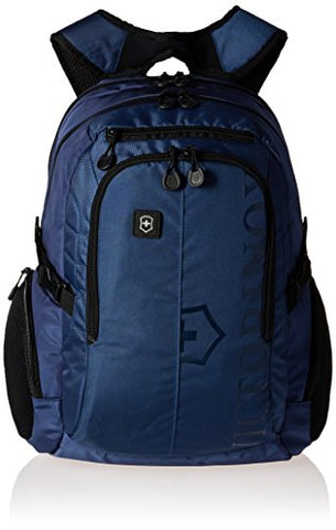 Victorinox Vx Sport Pilot Laptop Backpack, Blue/Black Logo