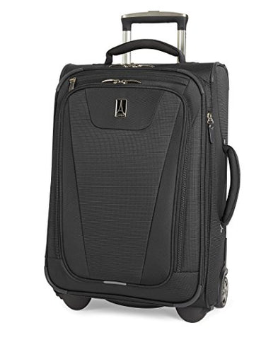 Travelpro Maxlite 4  International Expandable Rollaboard Suitcase, Black