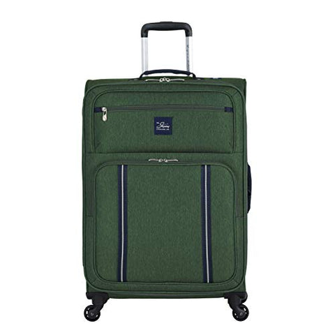 "Skyway Kennewick 25"" Spinner Upright Suitcase, Cypress Green"