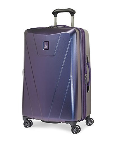 "Travelpro Maxlite 4 25"" Hardside Spinner, Dark Purple"