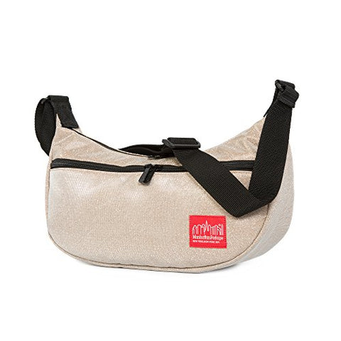 Manhattan Portage Midnight Crescent Street Shoulder Bag