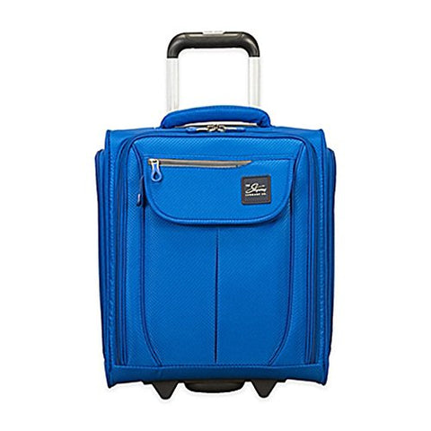 The Royal Blue Skyway Luggage Mirage 2.0 16-Inch Underseat Tote