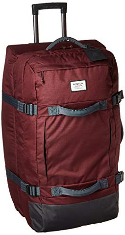 Burton Exodus 120L Roller Travel Bag, Port Royal Slob