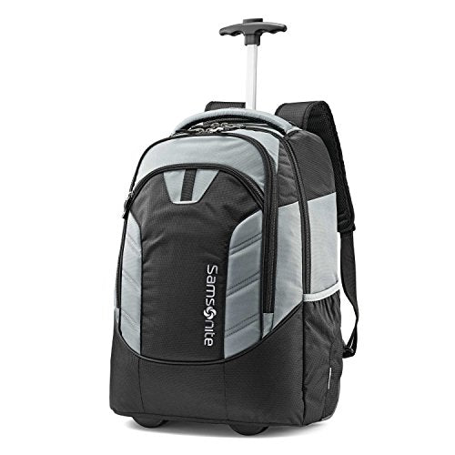 Samsonite Mighty Wheeled Backpack Black/Grey