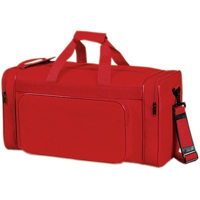Yens Fantasybag 21'' Deluxe Sport Bag, St-01 (Red)
