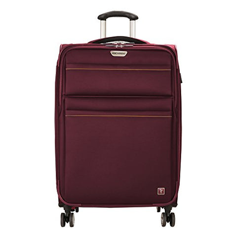 Ricardo Beverly Hills Mar Vista 2.0 25-Inch Spinner Suitcase (Wine)