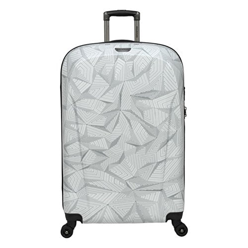 Ricardo Beverly Hills Spectrum 28-inch 4-Wheel Spinner Luggage, White
