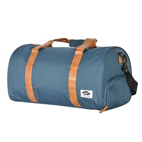 "Olympia Element 20"" Urban Duffel Bag, PEACOCK BLUE, One Size"