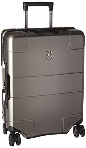 Victorinox Lexicon Hardside Global 8-Wheel, Titanium