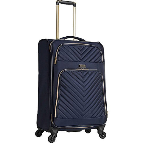 "Kenneth Cole Reaction Women'S Chelsea 24"" 4-Wheel Upright Luggage, Navy"