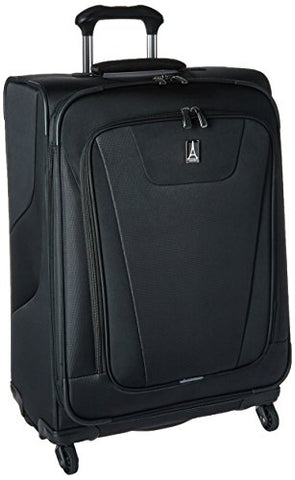 "Travelpro Maxlite 4 25"" Expandable Spinner, Black"