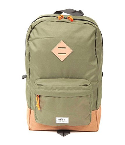 Ecko Unltd. Unisex Core Pocket Everyday Backpack Green