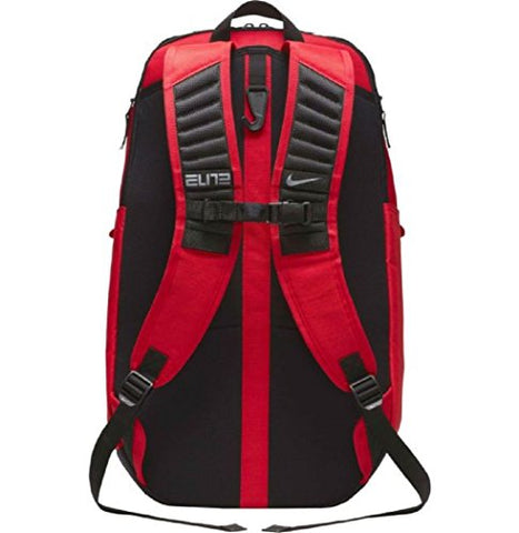 Nike Hoops Elite Pro Basketball Backpack University Red, One Size