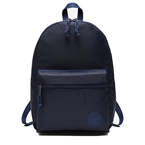 Converse Kids' Packable Backpack (Navy (9A5258-B9P), One Size)