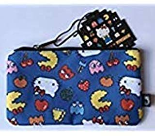 Loungefly Character Pencil Case Cosmetic Bag (Pac Man Character)