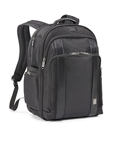 "Travelpro Executive Choice 2 17"" Checkpoint Backpack, Black"