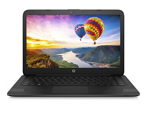 HP 14 Inch Stream Laptop, Intel Celeron N3060 Processor, 4GB RAM, 32GB eMMC, 1-year Office 365 Personal included, HDMI