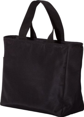 Zuzify Surprise Mibrofiber Tote Bag. Jp0104 Os Black
