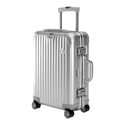 RIMOWA Lufthansa Alu Collection Multiwheel cabin trolley 34L