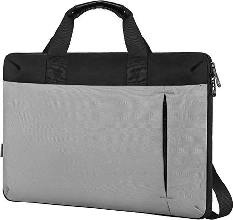 Slim Laptop Bag,17.3 Inch Laptop Carrying Case for Women Men Large Briefcase Sleeve with Handle